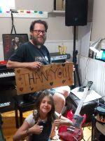 Dan Taylor's music academy